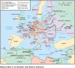 Map Of Europe Before Ww2 by Blank Map Of Europe During World War 2