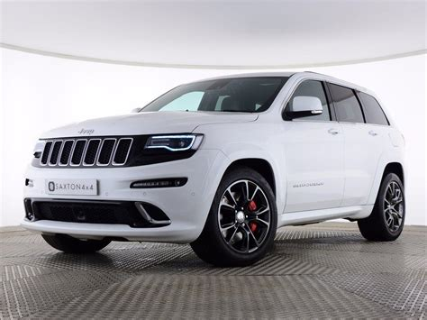 Jeep Srt Used Used 2015 Jeep Grand 6 4 Hemi Srt 4x4 5dr For