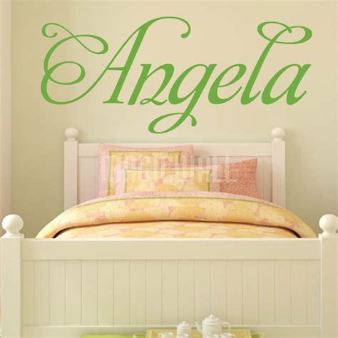 custom wall stickers canada wall stickers personalized lover names wall decals canada