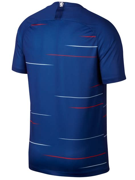 Kaos Chelsea New Cfc 12 new cfc jersey 2018 2019 chelsea fc home shirt 18 19