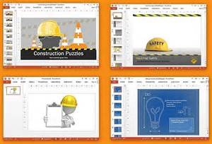 construction powerpoint presentation templates animated construction templates for powerpoint presentations