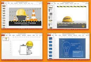Construction Powerpoint Presentation Templates by Animated Construction Templates For Powerpoint Presentations