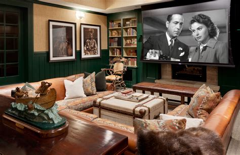 how to decorate home theater room easy ways to build a kick home theater season