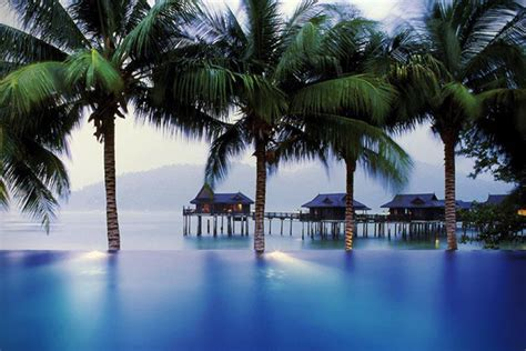 water bungalows in malaysia 12 best overwater bungalow vacation spots hiconsumption