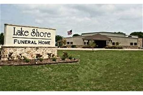 photo of lake shore funeral home