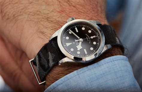 IN DEPTH: Good things come in small packages   the Tudor Heritage Black Bay 36   Time and Tide