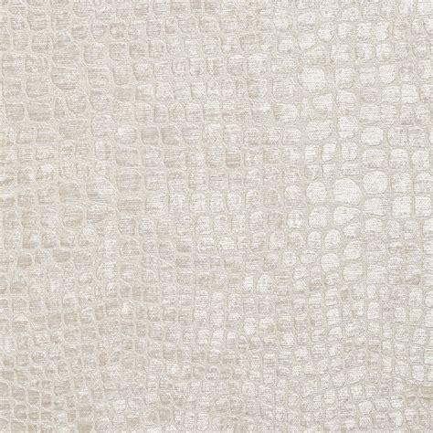 fabrics wallcoverings design source finder florida off white textured alligator shiny woven velvet upholstery