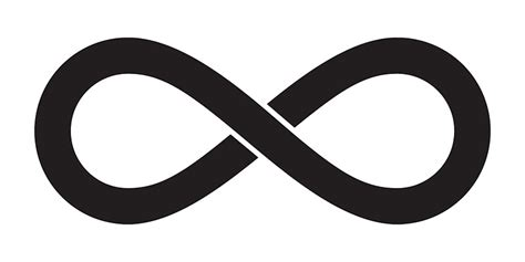 infinity maths quot infinity maths physics cosmos symbol infinite