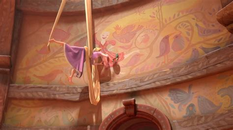 rapunzel painting 7 style lessons from rapunzel disney style