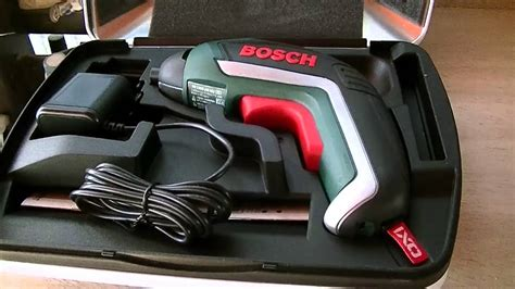 bosch ixo youtube