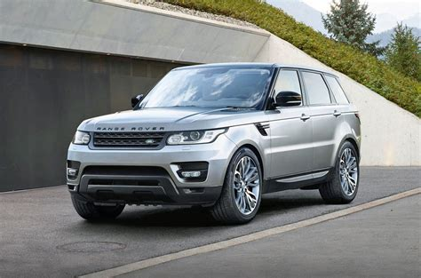 range rover evoque hybrid range rover and discovery sport to get hybrid power autocar