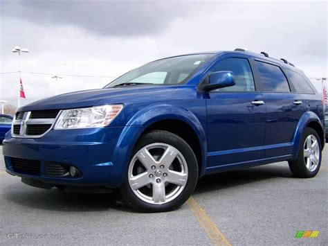 blue dodge journey 2009 water blue pearl dodge journey r t 3264009