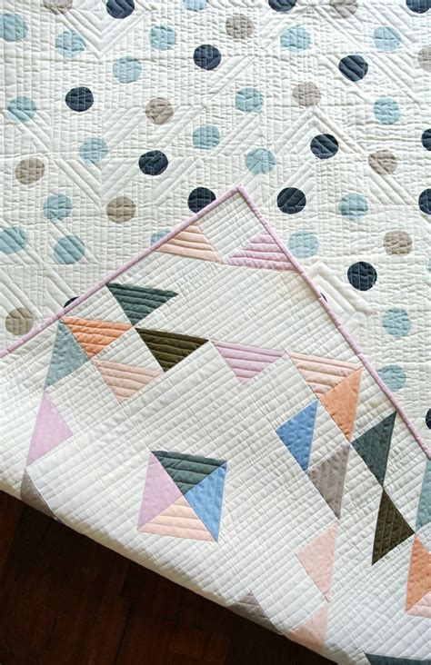Baby Quilt Patterns Modern by Indian Summer Quilt Pattern Suzy Quilts