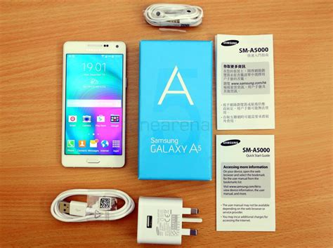 Samsung Galaxy A5 Unboxing samsung galaxy a5 unboxing