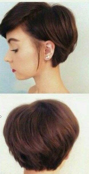 growing out your pixie cut black hair 25 best grown out bob ideas on pinterest grown out