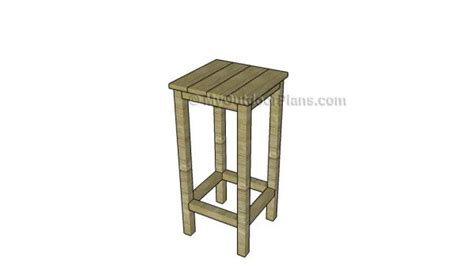 outdoor wooden bar stool plans simple bar stool plans furniture outdoor