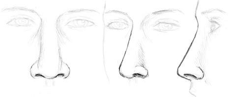 imagenes de narises a lapiz dibujo nariz imagui