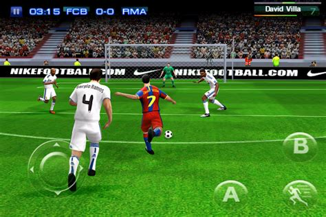 football for android 3d for iphone and android top 30 from racing rpg shooter and sports