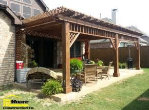 pergola design ideas patios and pergolas back patio frisco