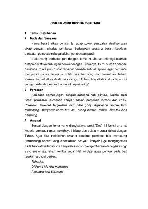 Kumpulan Contoh Puisi Bali Anyar Tema Lingkungan - Contoh