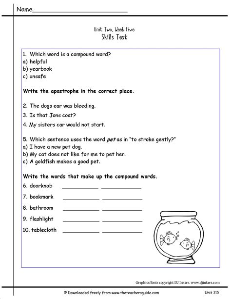 pattern practice meaning 6 best images of preschool printable worksheets compound