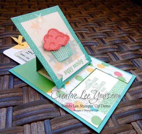 Sprinkles Gift Card - sprinkles of life slider pull gift card holder creativelee yours
