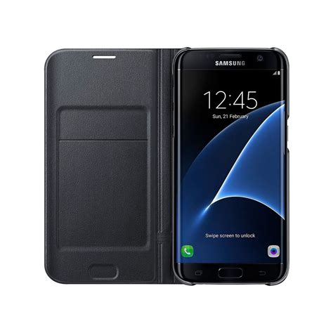Samsung Led View Cover Samsung Galaxy S7 Edge Original 100 Di Jamin samsung led view cover black samsung galaxy s7