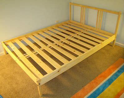 Fjellse Bed Frame Pine The World S Catalog Of Ideas