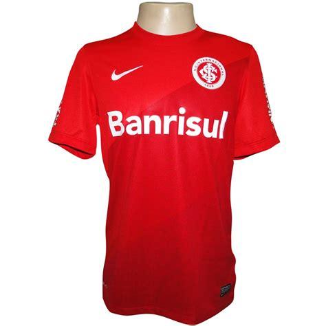 Inter Original 4 camisa inter nike 2013 2014 544794 612 vermelho branco
