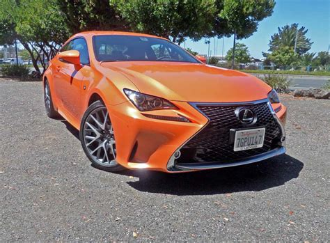 lexus rsf 2016 lexus rc 350 f sport coupe test drive nikjmiles com