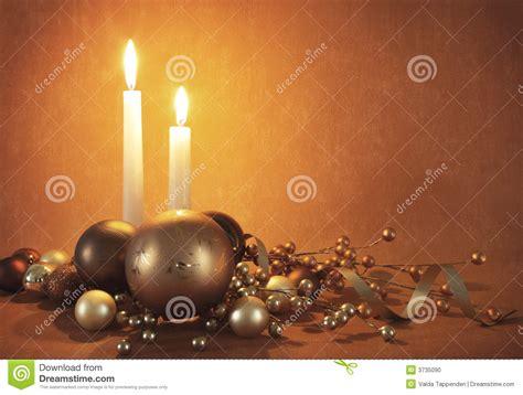 immagini candele natale decorazioni decorazioni e candele di natale fotografia stock