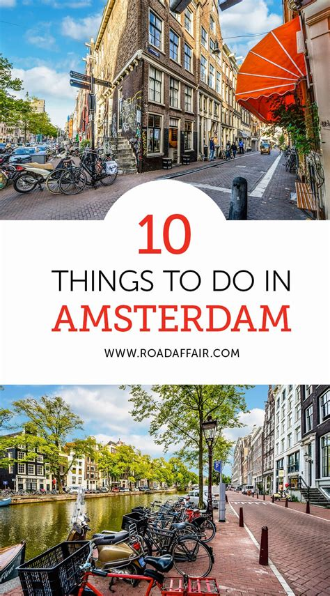 Best Mba Programs In Amsterdam by 10 Best Things To Do In Amsterdam Netherlands Road Affair