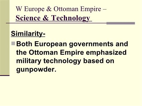 Ottoman Empire Science And Technology Ottoman Empire Science And Technology Islam Today Is Both Pro And Anti Science Science And