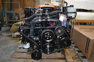 mercruiser 383 stroker magnum mpi engine 350 hp bravo 6 2 377 865108r80 5 7 ebay