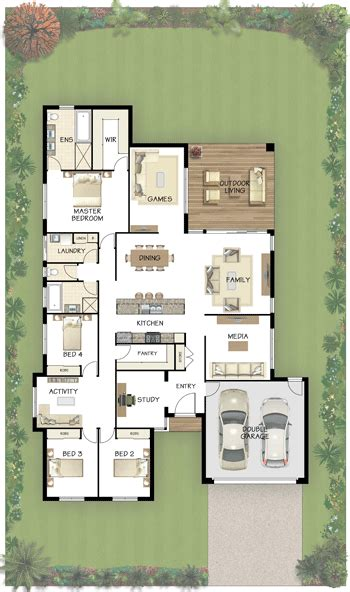 Coral Homes Floor Plans | coral homes daydream series features plans and