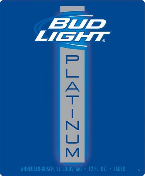 Calories In Bud Light Platinum by High Low Calories Bud Light Platinum Brookston