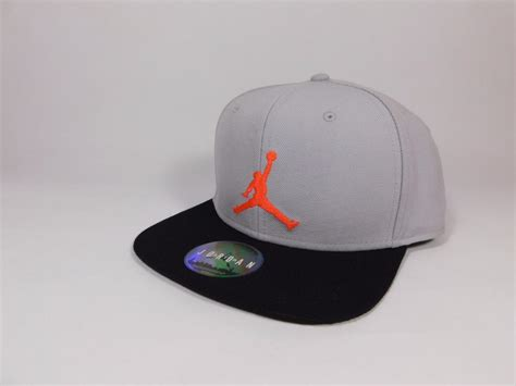 Topi Cap Hat Snapback Air 16 nike air true jumpman jump snapback hat cap 513405 one size fits most ebay