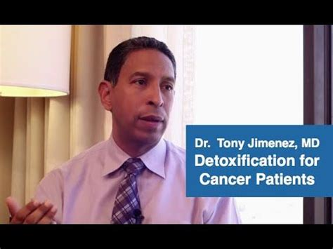Detox For Cancer Patients by Detoxification For Cancer Patients The