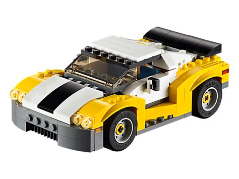 Fast Car   LEGO Shop