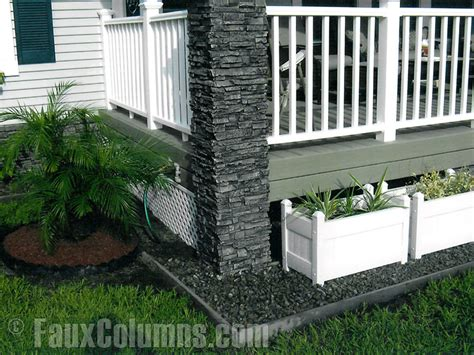 Wrap Around Porch Ideas by Porch Column Ideas Accentuate Your Home S Front Exterior