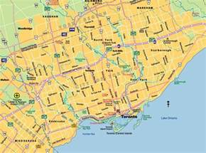large toronto maps for free and print high