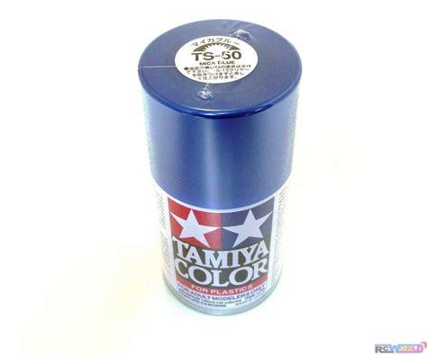 Tamiya Acrylic Paint X 4 Blue ts 50 tamiya acrylic spray paint blue mica tates rcworld australia s one stop solution for the