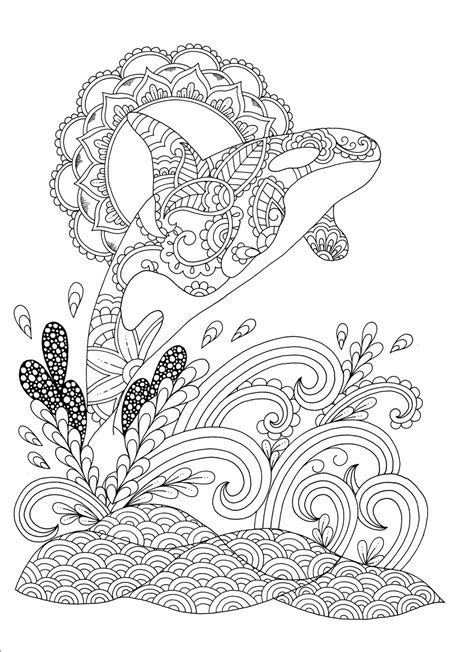 coloring pages for special needs adults stress relieving animal coloring book coloring page
