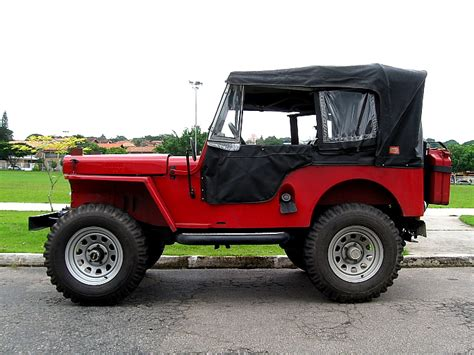 1951 willys jeep value vendo jeep willys 1951