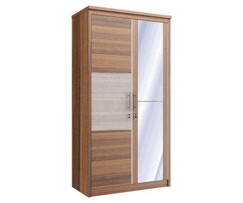 Lemari Pakaian Tangerang jual wardrobe lemari pakaian 2 pintu kaca ar 2101 harga