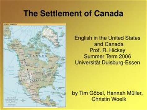 patterns of english settlement ppt settlement patterns of canada rural vs urban