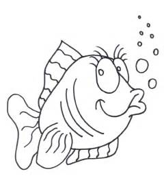 fish coloring pages 4 coloring kids