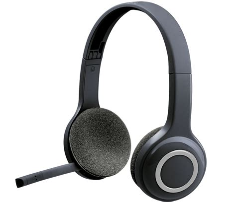 Headset Bluetooth Logitech logitech h600 wireless headset with noise cancelling mic
