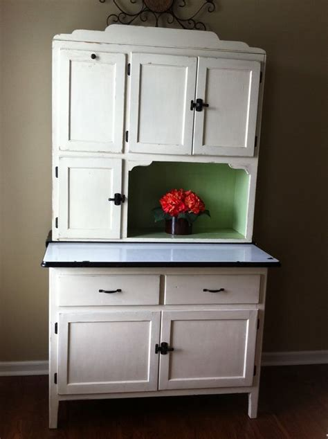painting a hoosier cabinet when redoing furniture the key to a painted peice kitchen
