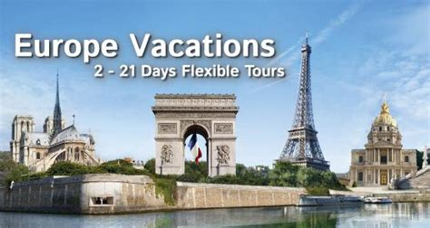 europe tours european vacation packages luxury travel vacation packages to europe from toronto lifehacked1st com
